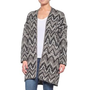 🆕 Lucky Brand :: open front southwestern cardigan